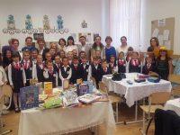 """OFSD Dâmbovița, alături de """"Prietenii lecturii"""", copiii Școlii Decindeni (Dragomirești)"""