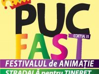 PUCFAST 2018 – festival de animație stradală pentru tineret, la Pucioasa (ediția a II-a)