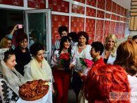 OFSD Târgoviște – gazdă a vizitei și întâlnirii de lucru comune cu OFSD Giurgiu (foto + declarații)