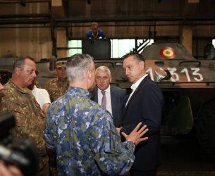 Ministrul Apărării: Centrul de mentenanță de la Târgoviște va fi reorganizat din temelii în cadrul unui proiect-pilot!