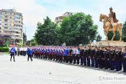 Târgoviște: Deschiderea celui mai amplu exercițiu internațional organizat de jandarmii români (foto)