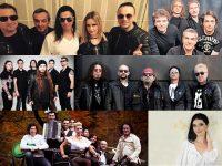 Concerte extraordinare la Serbările Băilor Pucioasa (31 august – 2 septembrie)