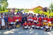 Campionat de fotbal organizat de mai multe parohii din Arhiepiscopia Târgoviștei