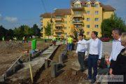 Târgoviște, Sagricom: Au început primele lucrări de reabilitare de când a fost ridicat cartierul (detalii)