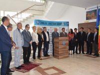Delegație oficială din Regiunea Guangxi, vizită la CJ Dâmbovița. Subiecte discutate