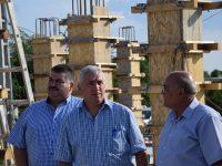 Dâmbovița: Președinte CJD și parlamentari – maraton pe șantierele din 12 comune! (foto)