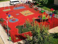Primul obiectiv din cartierul Sagricom a fost finalizat. Alte 3 urmează