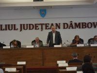 Întâlnire de lucru la sediul CJ Dâmbovița pe tema programului de cadastru