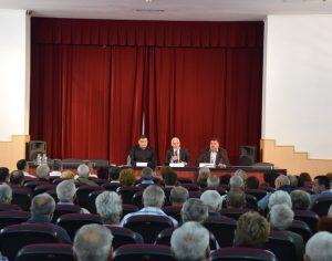 Noua lege a pensiilor, prezentată la Târgoviște, Titu și Găești de un secretar de stat în Ministerul Muncii