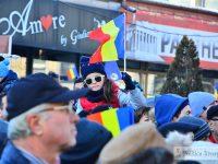 Galerie FOTO: #România100, Ziua Națională sărbătorită la Târgoviște, în Piața Tricolorului!