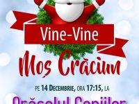 Moș Crăciun vine diseară în Orășelul Copiilor din Târgoviște! (detalii)