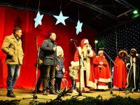 FOTO: Moș Crăciun a ajuns la Târgoviște, în Orășelul Copiilor!