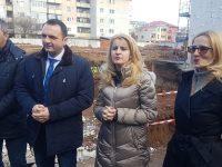 Șantier de lucru la Creșa nr. 13 din Târgoviște: reabilitare, extindere și dotare!
