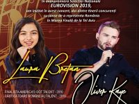 Concert la Pucioasa, 14 februarie: 2 finaliști Eurovision România! (detalii)