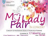 MY FAIR LADY – concert extraordinar la Târgoviște!