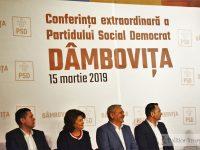 AȘA CEVA: Alegerile din PSD Dâmbovița au durat 2 minute și 50 de secunde. Vezi noua conducere