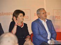 Liviu Dragnea: O voi propune pe Rovana Plumb să deschidă lista la europarlamentare!