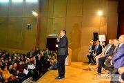 Victor Ponta, primire foarte bună la Târgoviște (foto)
