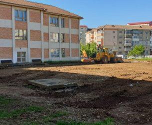 Târgoviște: Au debutat lucrările la cel mai mare proiect de reabilitare a unei unități de învățământ!