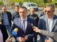 Târgoviște: O nouă parcare finalizată în micro 3 (foto)