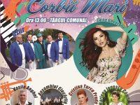 Ziua comunei Corbii Mari, 19 mai: Spectacol – maraton cu AZUR, Elena Gheorghe și mulți alții (detalii)
