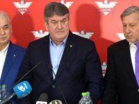 Campanie: Gabriel Oprea, Anghel Iordănescu și Ilie Năstase vin mâine la Târgoviște (detalii)