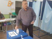 Președintele CJ Dâmbovița a votat în municipiul Târgoviște. Declarații