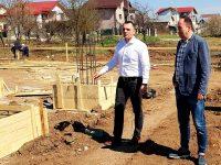A început construcția noii grădinițe din cartierul Sagricom