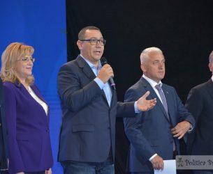 Victor Ponta: Eu am intrat în Târgoviște pentru că știu parola!