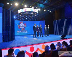 PRO ROMÂNIA, ultimul eveniment de campanie – la Târgoviște (foto)