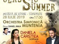 Târgoviște: Classic Summer – concert dedicat Zilei imnului național