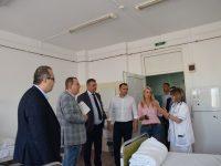 ASO Cromsteel, sponzorizare fără precedent pentru Spitalul Județean de Urgență Târgoviște cu aparatură medicală!