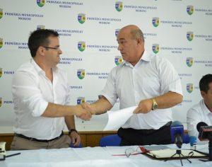 Moreni: Începe reabilitarea străzii 22 Decembrie / A fost semnat contractul de execuție