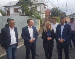 Târgoviște: Strada Nifon, asfaltată!