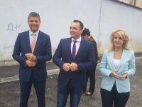 Târgoviște: Asfalt și pe strada Tighina din micro II (foto + declarații)