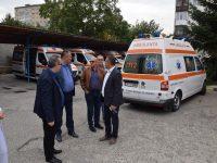 CJD – vizită de lucru la Spitalul Județean și pe șantierul de la UM Gară