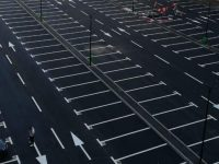 Încă o parcare generoasă finalizată în micro 3 (blocurile 11-12)