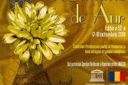 Târgoviște: Începe Crizantema de Aur, ediția 52 (detalii complete)