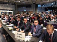 Corneliu Ștefan (PSD Dâmbovița), delegat la Sesiunea Anuală a Adunării Parlamentare NATO