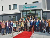 FOTO: Inaugurare de excepție a Centrului de Medicină Regenerativă ALPHA MEDICA / invitați de prestigiu