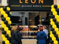 """Târgoviște, Centrul Vechi: S-a deschis LÉON Gourmet Bakery / imagini """"delicioase"""""""