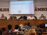 Situația proiectelor europene la nivelul județului Dâmbovița / clasamentul în regiune