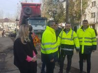 START lucrări pentru un nou proiect major de infrastructură în micro 9 / un cartier întreg va fi reabilitat