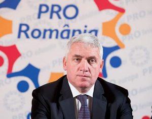 Țuțuianu (PRO ROMÂNIA): Moțiune de cenzură, dacă Guvernul își asumă răspunderea pe legea bugetului!