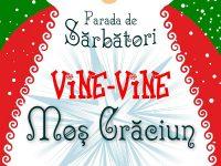 Târgoviște: Paradă de sărbători și venirea lui Moș Crăciun (program complet)