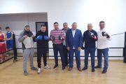 Mari campioni ai boxului românesc, prezenți la inaugurarea celei mai noi săli din Moreni / Răzvan Bejan îi aduce la sport pe copiii din oraș