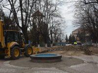 Parcul Mitropoliei a intrat în reabilitare și modernizare / cum va arăta la final (detalii lucrări)