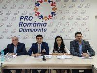 """""""Târgoviștea vrea parcări"""" – PRO ROMÂNIA demarează o campanie de strângere de semnături pentru construcția unei parcări supraterane în centru"""