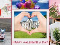 """Cabină foto de Valentine's Day, în fața Primăriei și la Teatrul """"Tony Bulandra"""" / amintiri – cadou"""