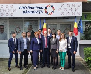 Adrian Țuțuianu: Sunt 6 primari PSD Dâmbovița, care amenință și hărțuiesc candidați PRO ROMÂNIA / declarații pe larg
